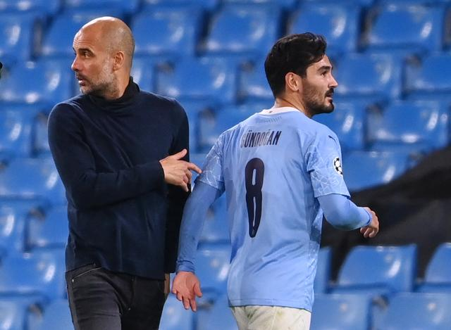 City squad being pushed to the limit, says Gundogan