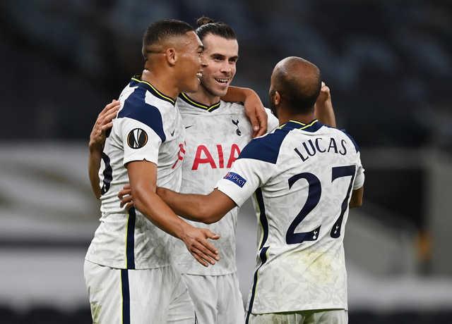 Tottenham off to dominant start