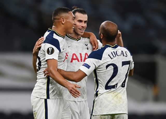 Tottenham 3-0 LASK: Perfect start to Spurs' Europa League campaign