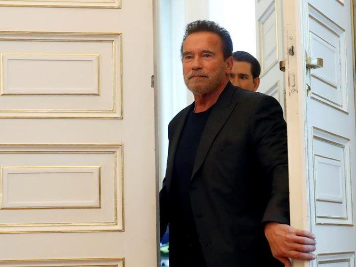 Arnold Schwarzenegger says feeling 'fantastic' after heart surgery