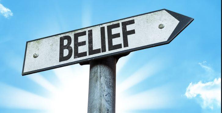 Belief is personal