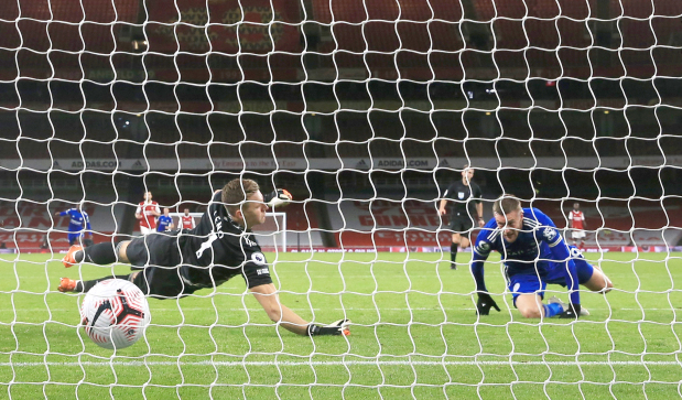 Premier League: Leicester post first win at Arsenal in 47 years