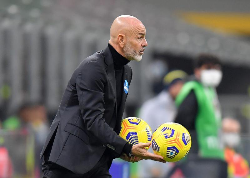 Milan coach Pioli has Covid-19