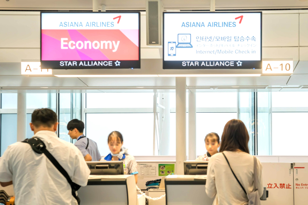 South Korea's Hanjin Group in talks to buy Asiana Airlines