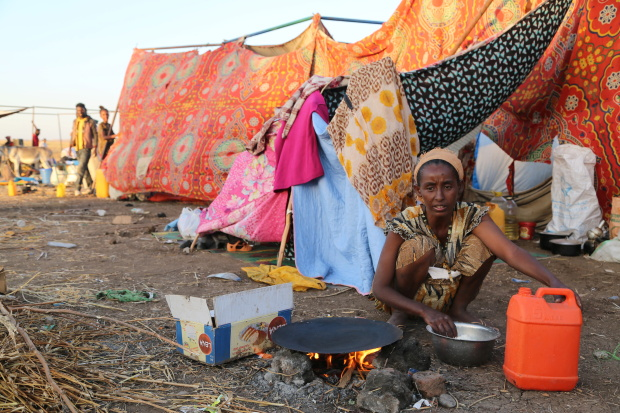 Ethiopia conflict puts 2.3 million children in need