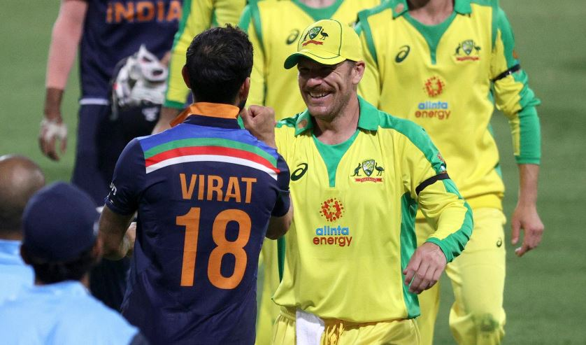 Australia Opt To Bat In 2nd ODI Against India