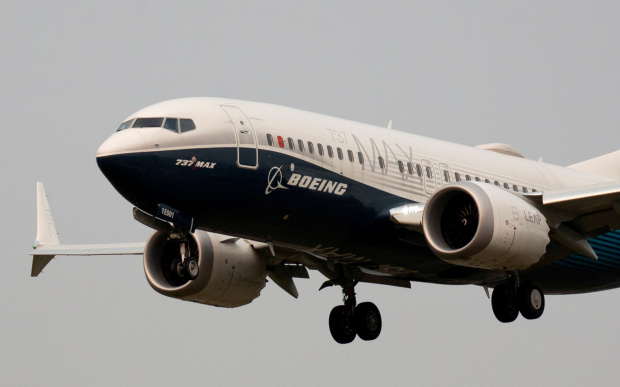 Alaska Airlines boosts order for Boeing 737 MAX 9