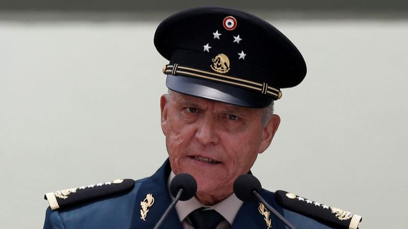 Mexican prosecutors clear ex-defense chief accused by US