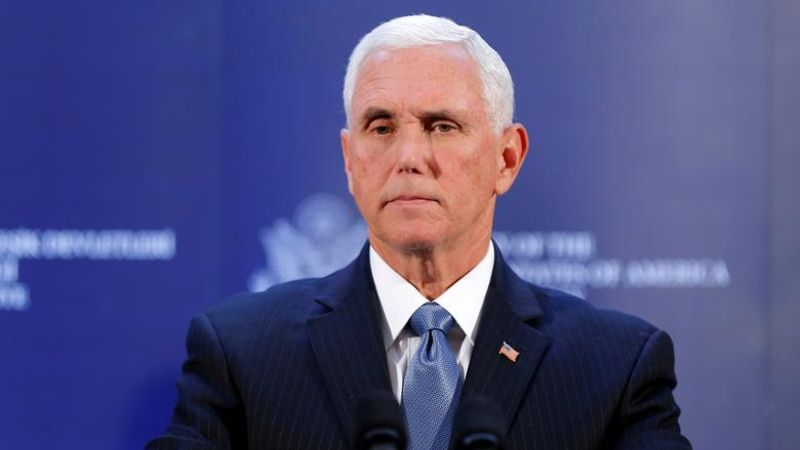 Pence Vows 'Safe Inauguration' For Swearing-In Of POTUS- And VP-Elect