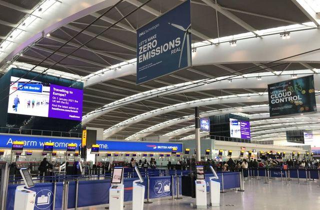New Covid-19 strain: United Kingdom announces closure of all travel corridors